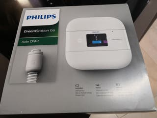 AUTO CPAP Dream Station Go. PHILLIPS.