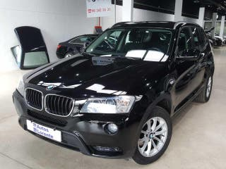 BMW X3 sDrive 18d 143CV