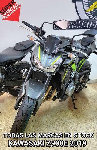 2019 NUEVAS KAWASAKI Z900E MOTOS OFICIALES OFERTAS