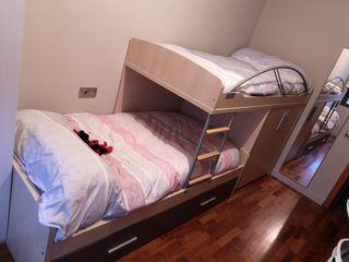 Litera tren 3 camas