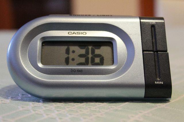505f81b22c95 Reloj despertador Casio de segunda mano por 10 € en Paterna en WALLAPOP