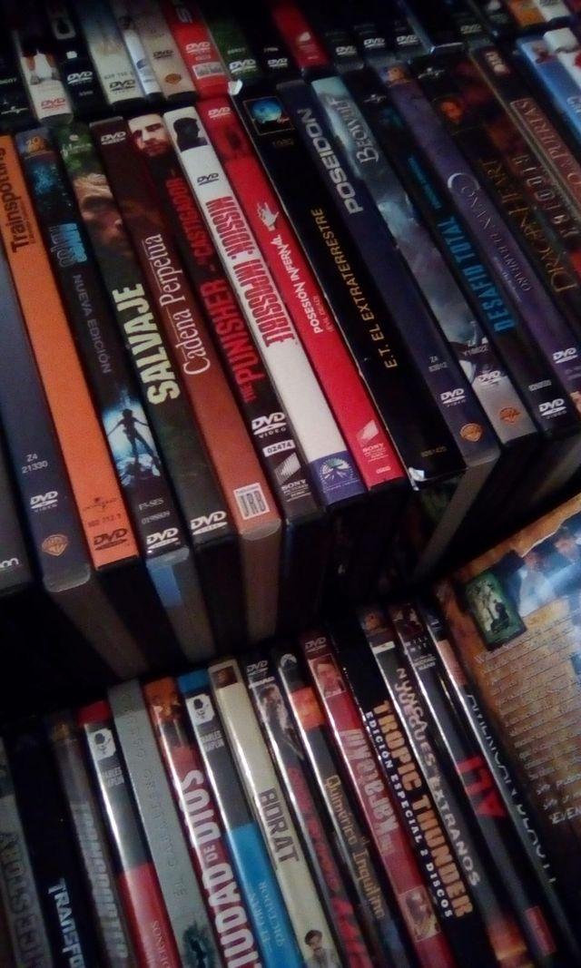 Dvds en perfecto estado
