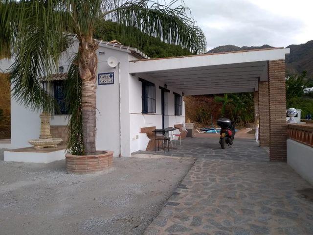 Casa en alquiler en Frigiliana (Frigiliana, Málaga)