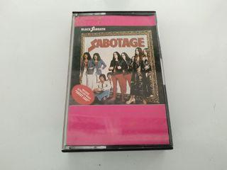Cassette Sabotage de BLACK SABBATH