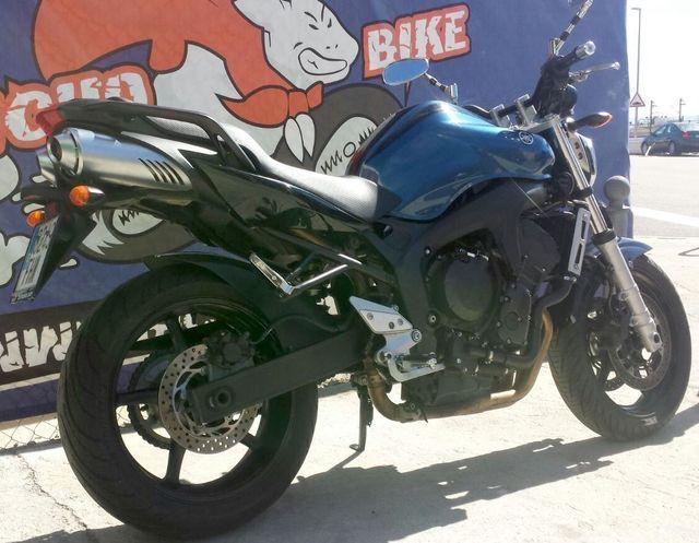 Yamaha FZ 6 N