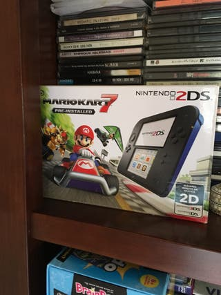 Consola Nintendo 2ds