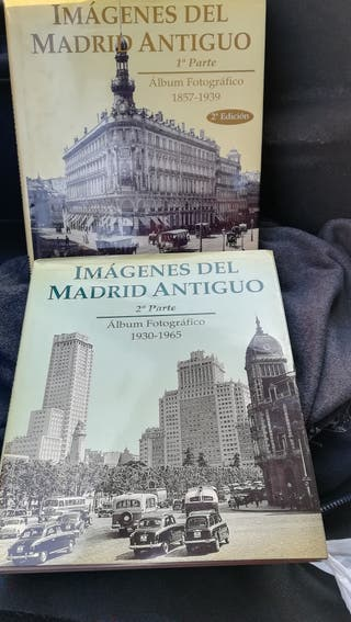 Imágenes del Madrid antiguo