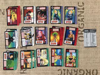Dragon Ball Carddass Hondan 12
