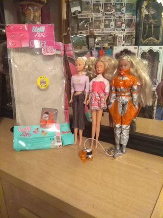 lote muñecas steffi????