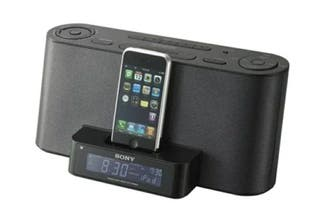 Sony ICF-C1iPMK2, altavoces para iPhone