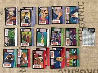 Dragon Ball Carddass hondan 10