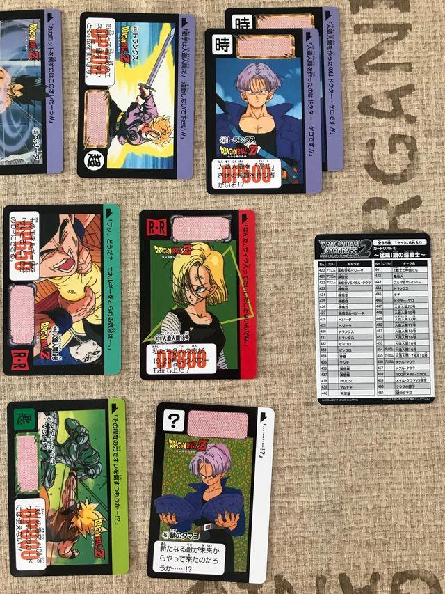 Dragon Ball Carddass Hondan 11