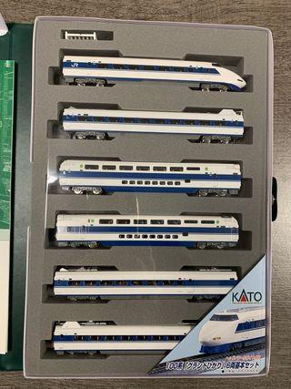 Tren Japonés KATO 10-354