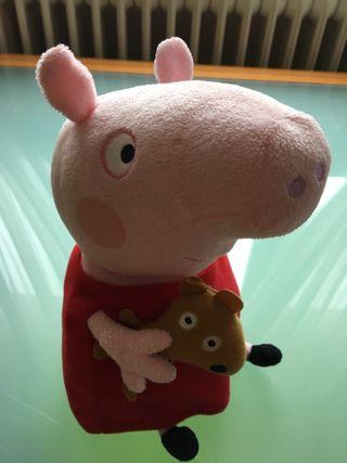 Muñeca Peppa Pig