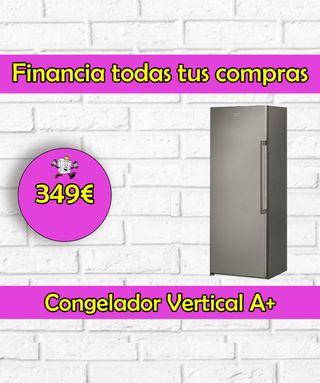 Congelador Vertical A+