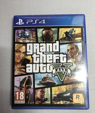 Playstation 4 Gta De Segunda Mano En Cordoba En Wallapop