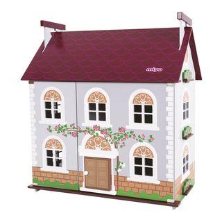 Casa muñecas de madera Miyo
