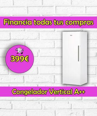 Congelador Vertical A++