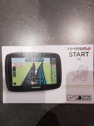 GPS Tomtom start 40