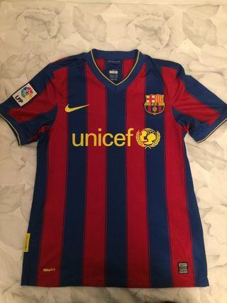 e8a19d43b7 Camisetas Barcelona de segunda mano en Terrassa en WALLAPOP