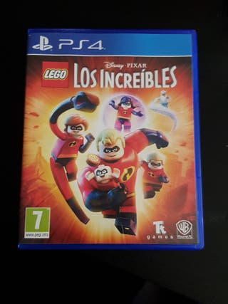 ps4 los increbles