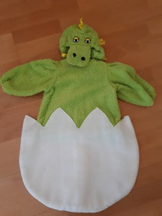 Disfraz Bebe ( Dinosaurio , Dragon , )