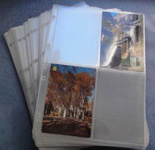 Fundas para postales