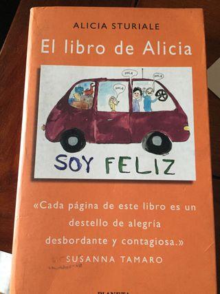El libro de Alicia