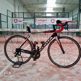 Bicicleta Carretera Carbono Triathlon