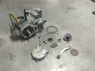motor KTM 450 EXC