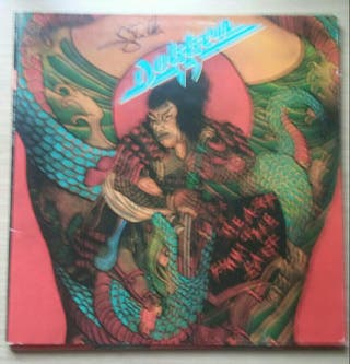 Disco vinilo doble LP Dokken Beast From The East