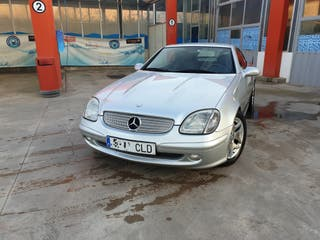 Mercedes-Benz SLK 200K Final Edition