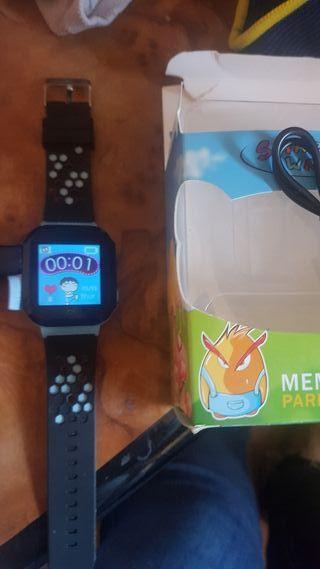reloj inteligente gps niño