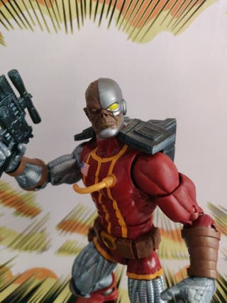 "Deathlock - Marvel Legends 6"""