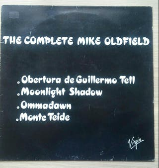 Disco vinilo Maxi Mike Oldfield The complete
