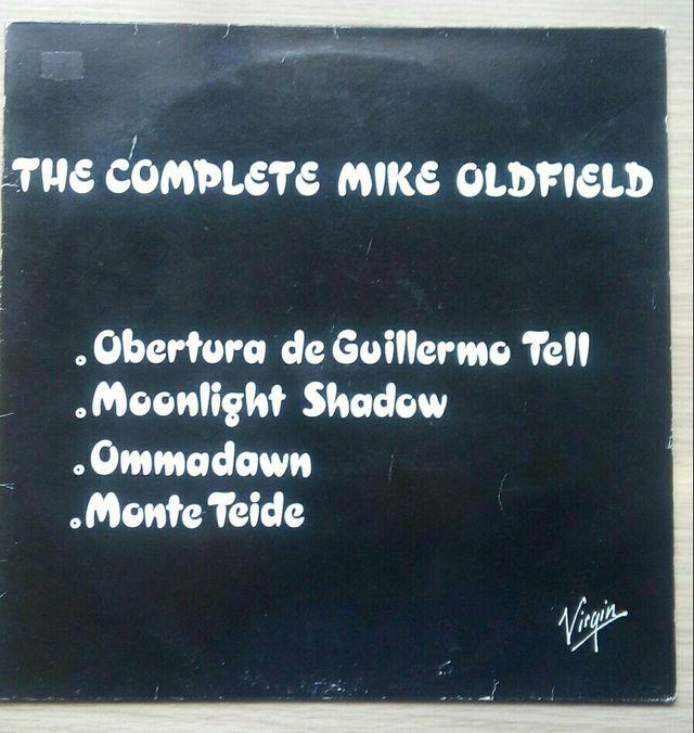 Disco vinilo Maxi Mike Oldfield The complete