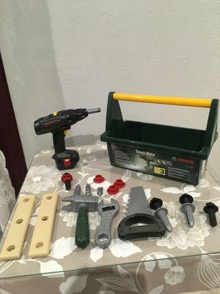 Tool box de Bosch