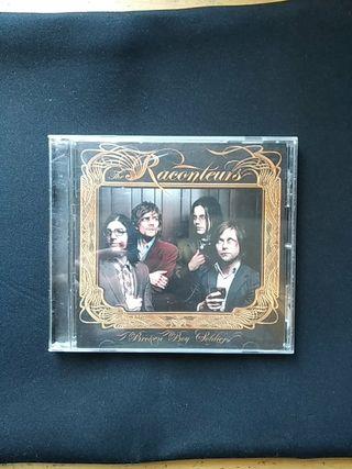 The Raconteurs - Broken Boy Soldiers (CD)