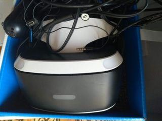 Playstation VR con camara y dos mandos