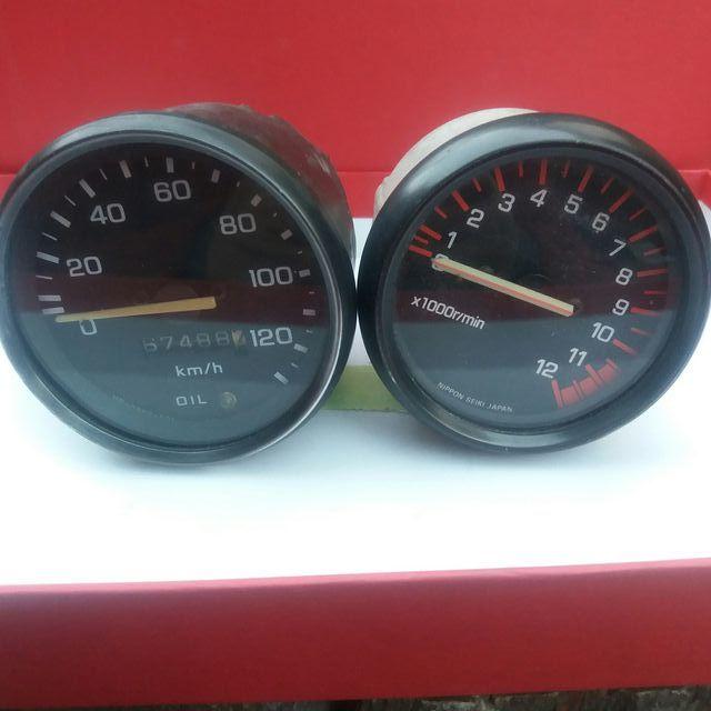 Relojes Honda Ns1 80 De Segunda Mano Por 40 En Viladecavalls En