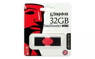 PENDRIVE USB 3.1 32GB KINGSTON DATATRAVELER MEMORIA USB