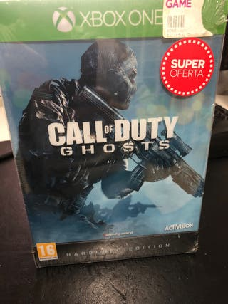 Call of duty ghosts ,xbox one