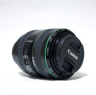 Objetivo Canon EF 70-300mm f/4.5-5.6 DO IS USM