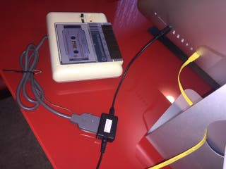 Se preservan y digitalizan casettes Commodore 64