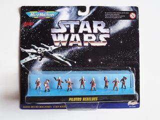 Figuras MicroMachine Star Wars