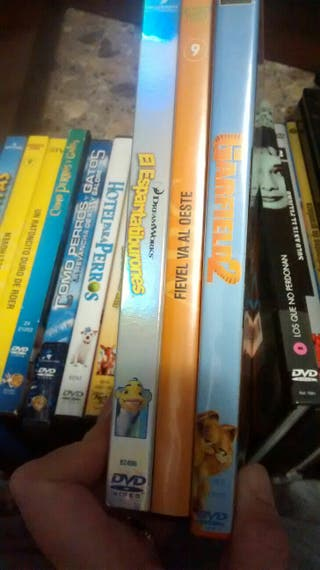 DVD INFANTIL EN PERFECTO ESTADO USADO POR ADULTOS