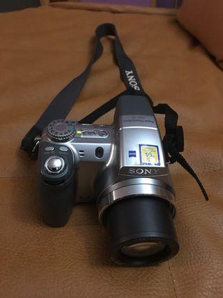 Cámara Compacta Sony H2, 12X, 20 MP