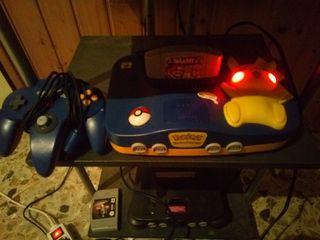 Nintendo 64 Edición Pikachu