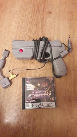 Pistola playstation 1