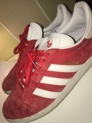 sports shoes b3513 d9cac ZAPATILLAS ADIDAS GAZELLE